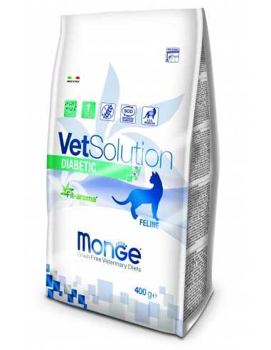 MONGE VET CAT-DIABETIC 400G