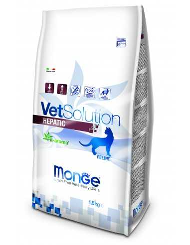 MONGE VET CAT-HEPATIC 1,5KG