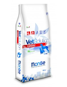 MONGE VETSOL DOG-CARDIAC 12KG