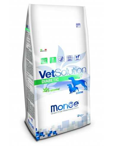 MONGE VETSOL DOG-DIABETIC 2KG