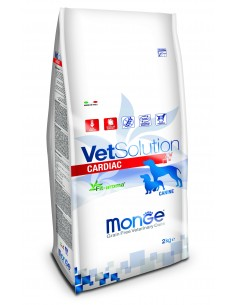 MONGE VETSOL DOG-CARDIAC 2KG