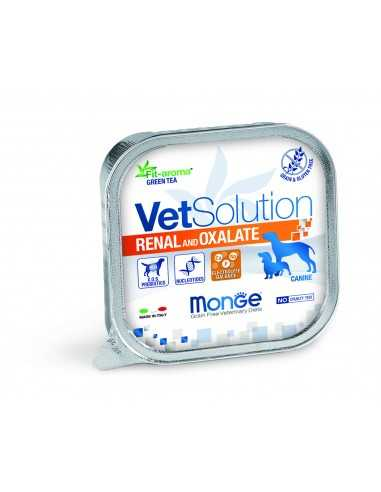 MONGE VETSOL DOG RENAL and OXALATE 150G