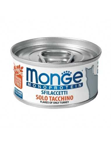 MONGE MONOPROTEIN with turkey meat 80g