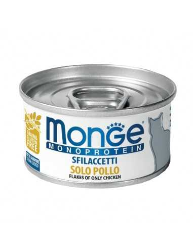 MONGE MONOPROTEIN with chicken meat 80g