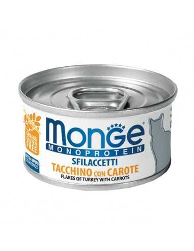 MONGE MONOPROTEIN with turkey meat...