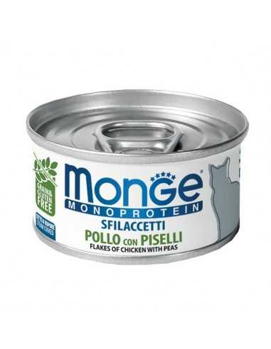 MONGE MONOPROTEIN with chicken meat...