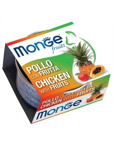 MONGE FRUIT CHICKEN WITH FRUIT 80G