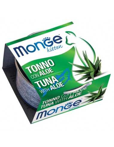 MONGE FRUIT KITTEN TUNA MIT ALOE 80G