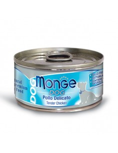 95g MONGE DOG NATURAL...