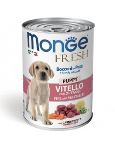 400g MONGE FRESH PUPPY...