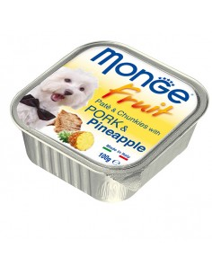 MONGE DOG FRUIT PASZTET Z...