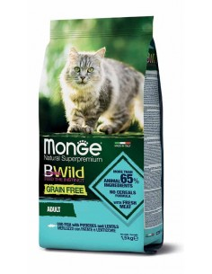GF BWILD CAT ADULT DORSZ Z...