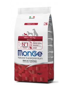 MONGE MINI ADULT 3KG